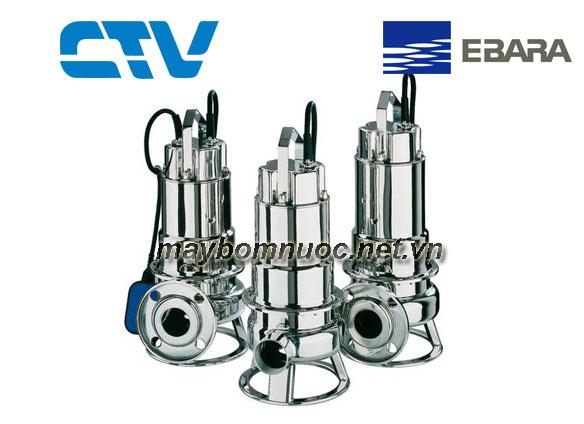 Máy bơm nước thải Ebara DW-DW VOX