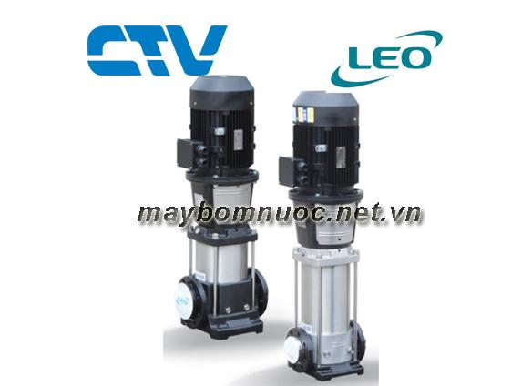 Máy bơm trục đứng Leo LVS 10