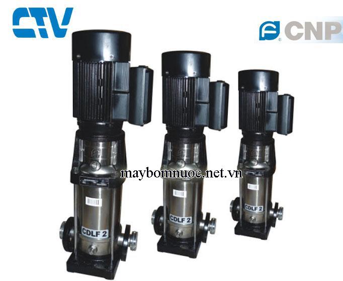 Máy bơm trục đứng CDLF2-7 1Hp