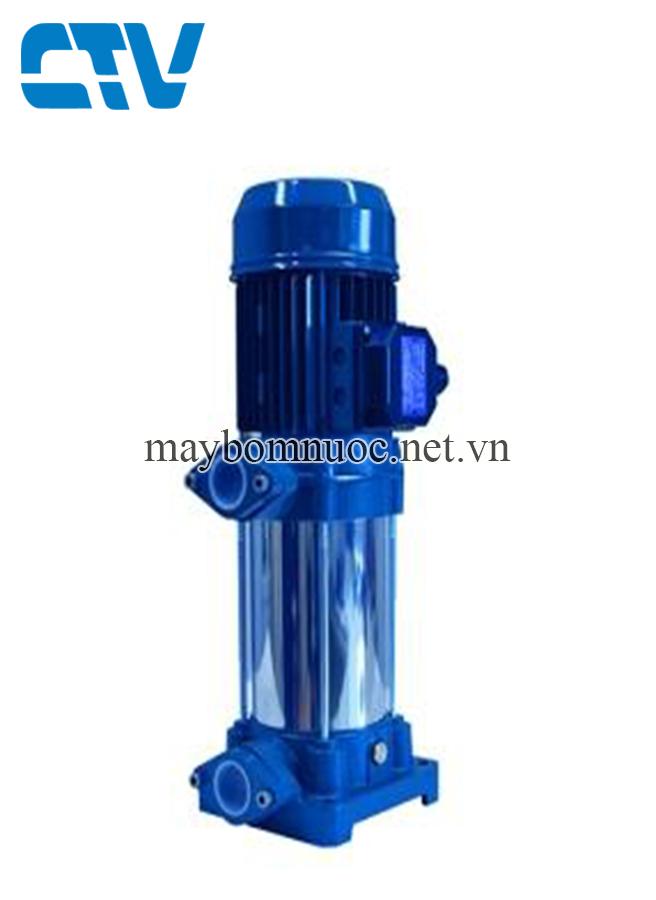 Máy bơm trục đứng đa tầng cánh nhựa Stac MCV/150