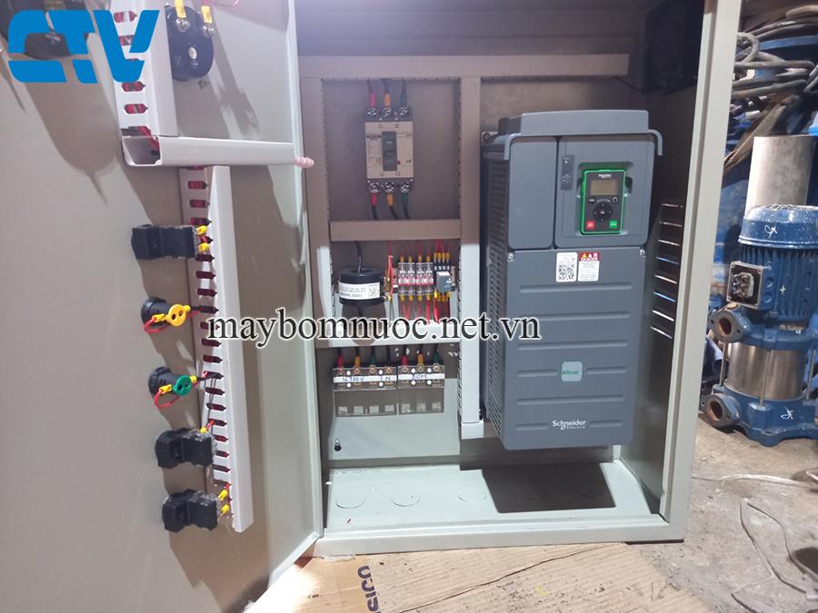 Tủ điện điều khiển bảo vệ máy bơm, hệ thống máy bơm nước