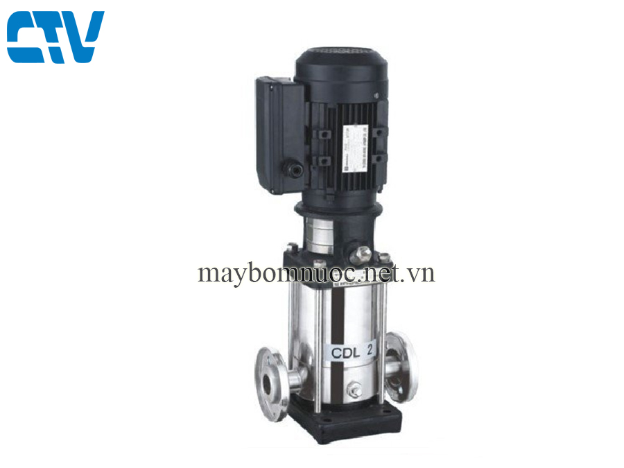 Máy bơm nước, máy bơm trục đứng CNP CDL 2 - 9